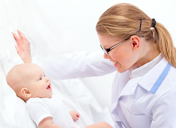 Увеличение печени у ребенка